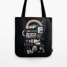 The Icecreamator Tote Bag