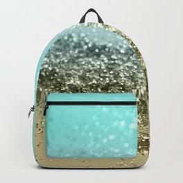 Lemon Twist Beach Glitter #3 #shiny #decor #art #society6 Backpack