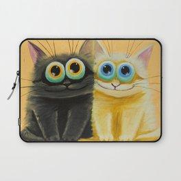 two friends Laptop Sleeve