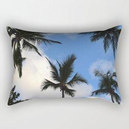 Photo 41 Palm Trees Rectangular Pillow