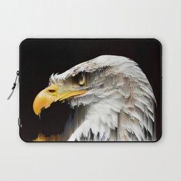 Slipping Patriotism Laptop Sleeve