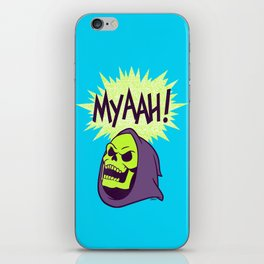 Myaah! iPhone Skin