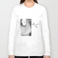 lemon Long Sleeve T-shirts featuring Lemon by Masholand