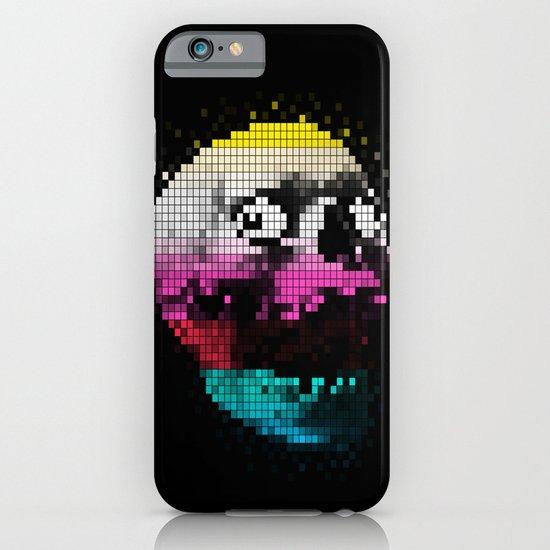 PIXEL SKULLY iPhone & iPod Case