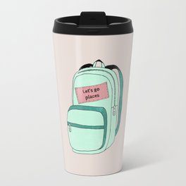 Backpack Travel Mug
