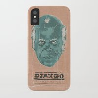 stephen king iPhone & iPod Cases featuring stephen by kjell