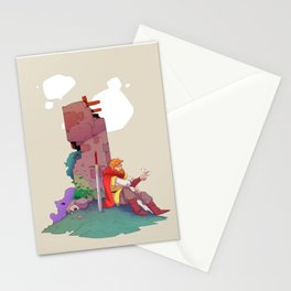 Knight Stuff part 1 Stationery Cards