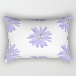 Chicory Flower Rectangular Pillow