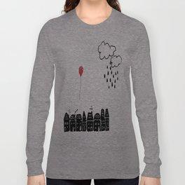 Sundays in Paris Long Sleeve T-shirt