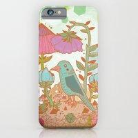The Blue Bird Slim Case iPhone 6s