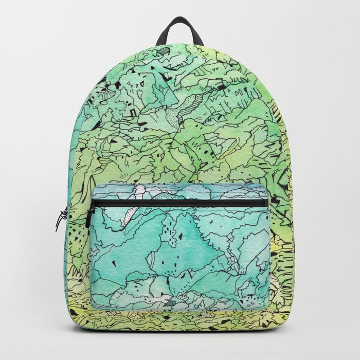 Between The Earth and Sky Rucksack