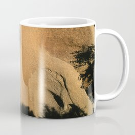 Joshua Tree National Park: Skull Rock Coffee Mug