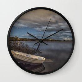 Calm Night Wall Clock