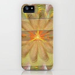 Sluffed Raw Flower  ID:16165-085108-61771 iPhone Case