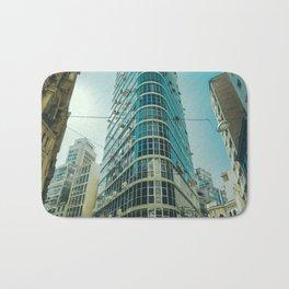 CITY - BUILDING - SQUARE - PHOTOGRAPHY Bath Mat