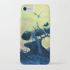 Hannibal death scene - Minnesota Shrike iPhone 7 Slim Case