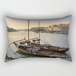 Oporto sunset,  Portugal Rectangular Pillow