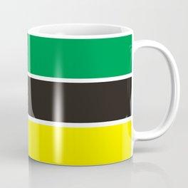 Mozambique country flag Coffee Mug