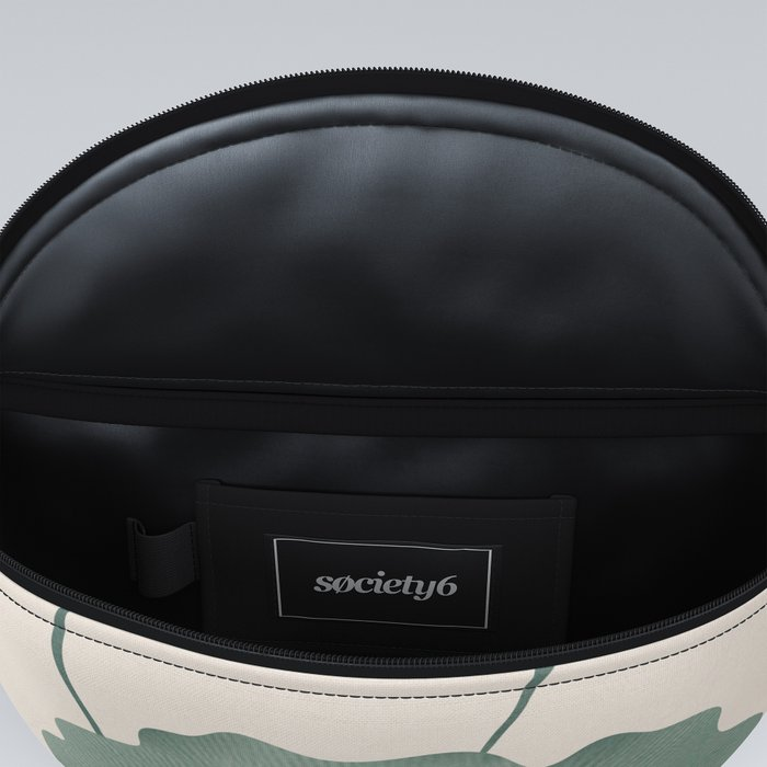 Ginko Leaves Fanny Pack