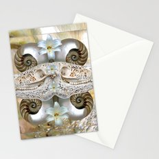 Abalone Pony Stationery Cards