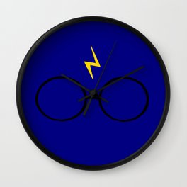 Harry P Wall Clock