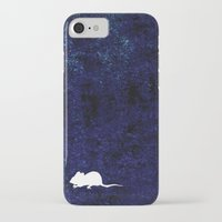 mouse iPhone & iPod Cases featuring mouse by liva cabule