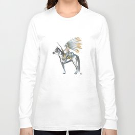 Numero 8 -Cosi che cavalcano Cose - Things that ride Things- Long Sleeve T-shirt