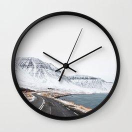 How Wild It Was IIII Wall Clock