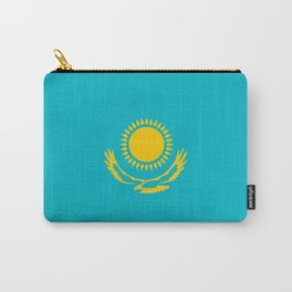 Kazakhstan country flag Carry-All Pouch