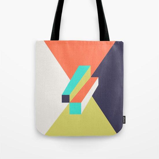 Poligonal 248 Tote Bag