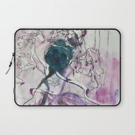 Flower Doodle Laptop Sleeve