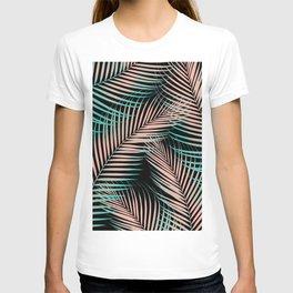 Palm Leaves - Cali Vibes #2 #tropical #decor #art #society6 T-shirt
