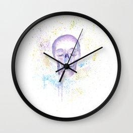 Children of Dying Stars 2 Wall Clock