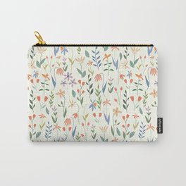 Wildflowers in the Air Light Carry-All Pouch