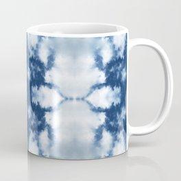 Tie Dye That's Actually Sky oversize Coffee Mug
