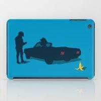 die hard iPad Cases featuring Habits Die Hard by Vector Vectoria