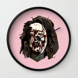 Bloody Annie Wilkes - Misery (Pink) Wall Clock