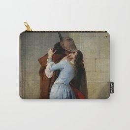 The Kiss (Il Bacio) - Francesco Hayez 1859 Carry-All Pouch