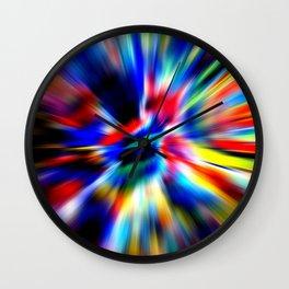 Splash 012 Wall Clock