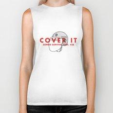 Cover it - Zombie Survival Tools Biker Tank