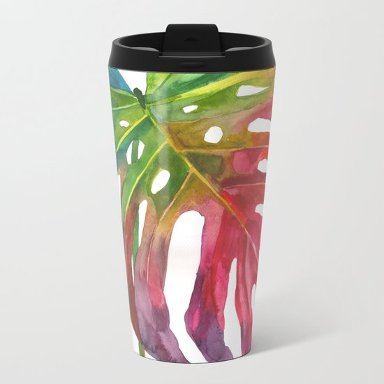 Leaf vol 2 Metal Travel Mug