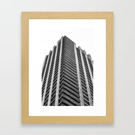 Lauderdale Tower Framed Art Print