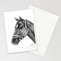 Affirmed (US) Thoroughbred Stallion Stationery Cards