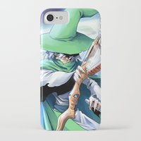 merlin iPhone & iPod Cases featuring Young Merlin by panom