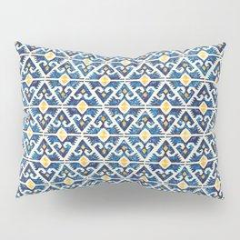 Thunderbird Kilim Watercolor Pillow Sham