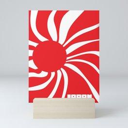Land of the Rising Sun - Japan Mini Art Print
