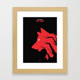John Carpenter - The Thing Framed Art Print
