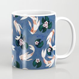 Japanese carps Coffee Mug