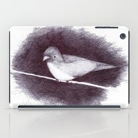 birdy iPad Cases featuring Birdy by CarlyK473