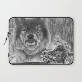 A Wild Ride Laptop Sleeve